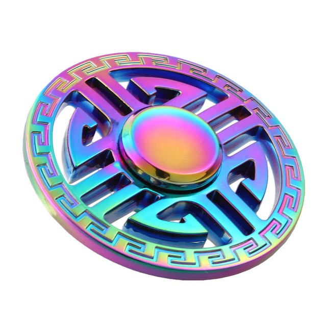 Longevity Fidget Spinner