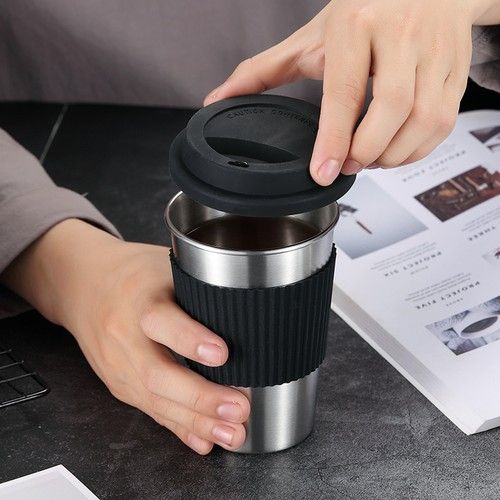 Coffee Thermos 14oz Stainless Steel