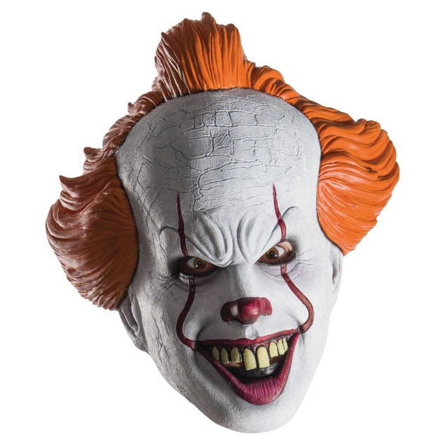 It Pennywise 3/4 Mask
