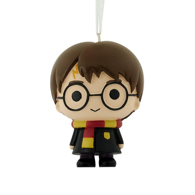 2.75 Inch Harry Potter Resin Ornament  Christmas Holiday Gift