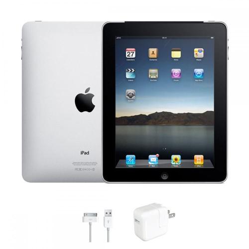 iPad 1 64GB Wifi Black (Good Condition)