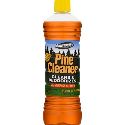 Powerhouse Personal Care walls and Hard Surfaces Pine Cleaner, 28 Oz.