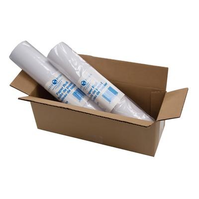 "Studio Designs Paper Roll 12"" X 75'  - White -Set of 2"