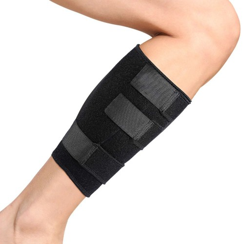 2-Pack Calf Brace Sleeves Shin Splint Support Lower Leg Compression Wrap