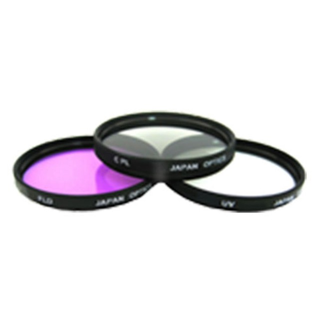 58MM Essential Filter Kit for CANON EOS / REBEL