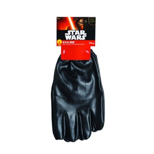 Kylo Ren Gloves Star Wars Force Awakens 2pc Movie Series Costume Accessory