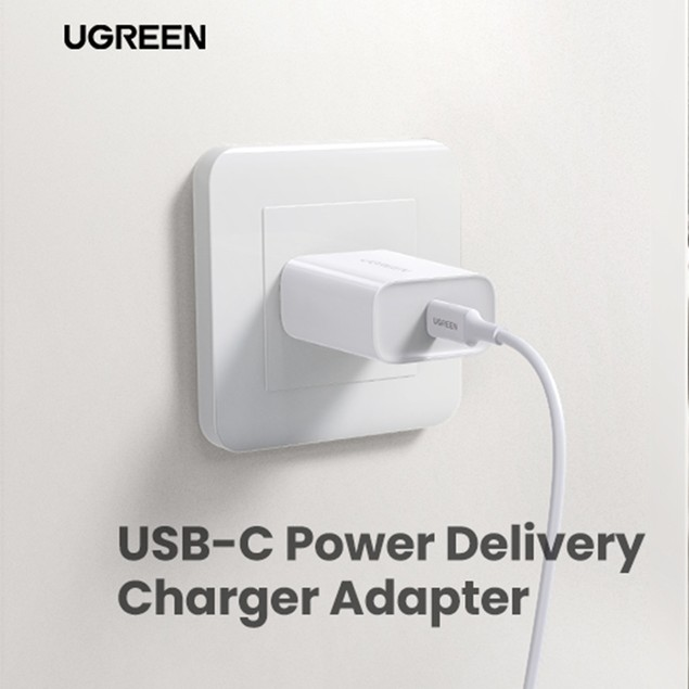 USB C Charger 20W Fast Charging Block Wall Type C Power Delivery Charger