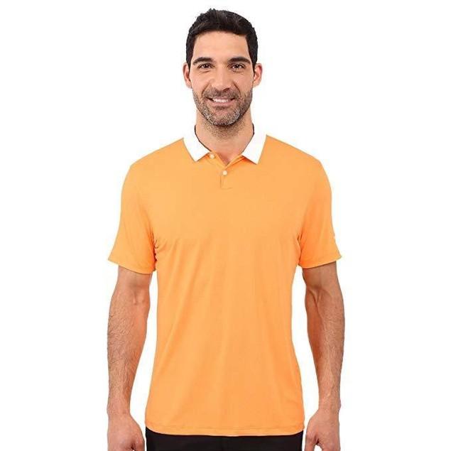 Nike Icon Heather Men's Standard Fit Golf Polo Shirt SZ M