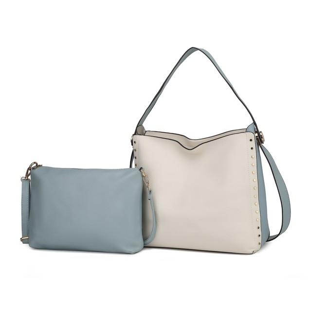 MKF Collection Litany Hobo Bag by Mia K.