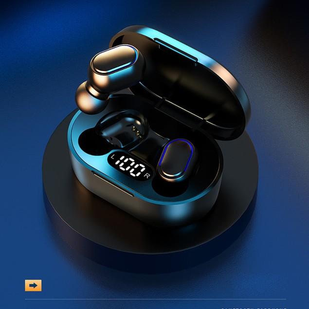 A6S Bluetooth headset Macaron Bluetooth headset dual earbuds