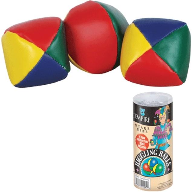 "Juggling Balls Set Large 2.5"" (Includes 3 Balls)"