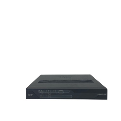 Cisco 800 Series C891F Integrated Services Router C891F-K9 (Refurbished)