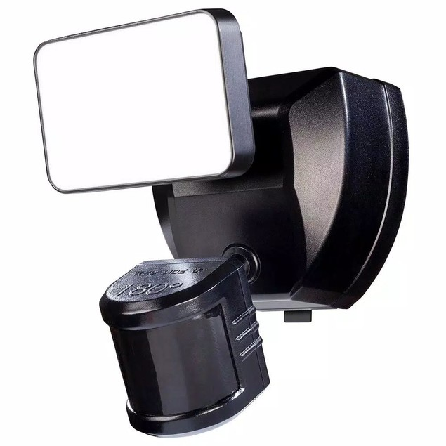 SECUR360 Voice Activated Wi-Fi Connected Battery Operated Flood Light,