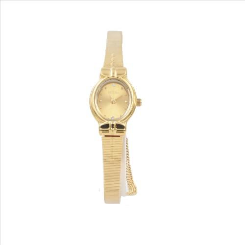 Sicura Womens Watches SJD1972-Y Quartz Stainless Steel Gold Tone