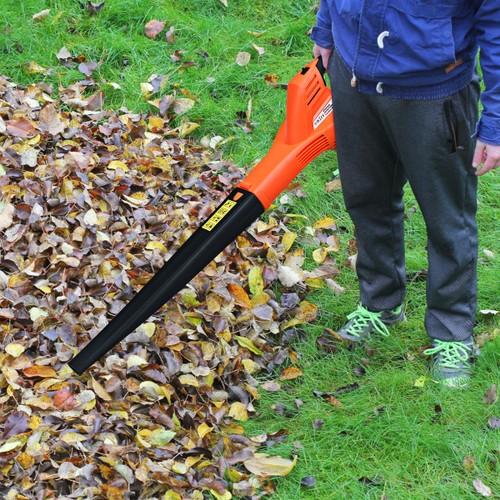Costway 20V 2.0Ah Cordless Leaf Blower