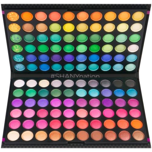 SHANY 120 Colors Eye shadow Palette