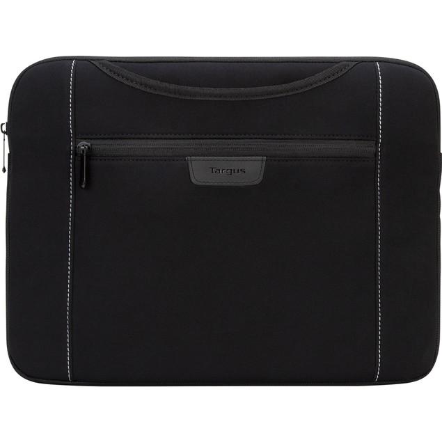 """Targus Slipskin 14"""" Laptop Sleeve with Hideaway Handles"""