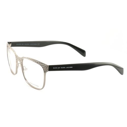 Marc by Marc Jacobs Women's Eyeglasses MMJ 613 TRH Ruthenium Black 53 18 145