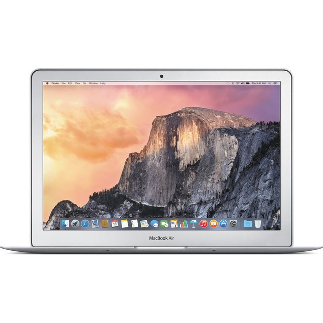 "Apple MacBook Air Laptop Core i5 1.3GHz 4GB RAM 256GB SSD 11"" - MD712LL/A (2013) - B Grade"