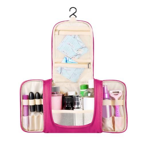 Travel Makeup Bags Portable Cosmetics Organizer Bag