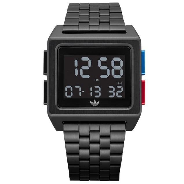 Adidas Men's Archive M1 Black Dial Watch - Z01-3042
