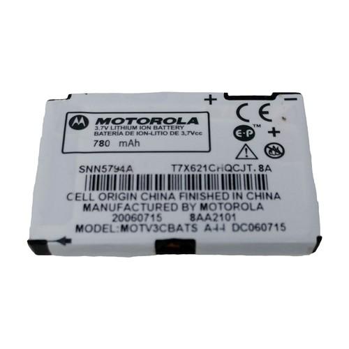 Motorola Standard Capacity Lithium-Ion 780 mAh Battery
