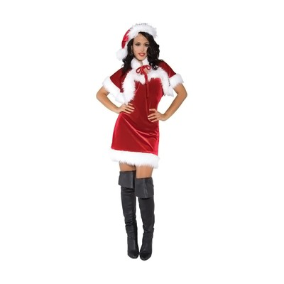 Underwraps Halloween Costume Merry Holiday Adult Large