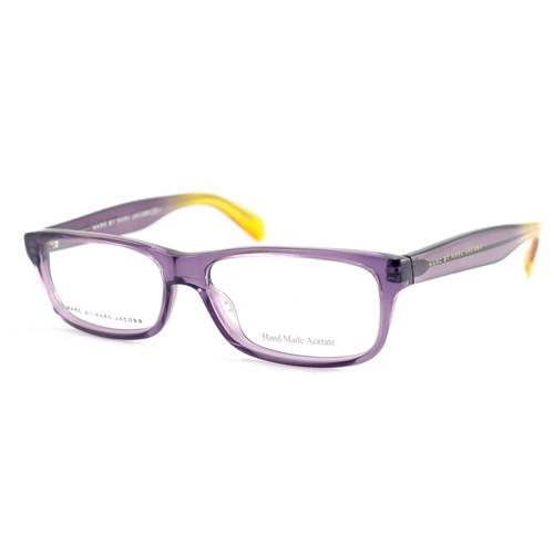 Marc Jacobs Women Eyeglasses MMJ 549 0XM5 Purple 50 15 135 Full Rim Rectangle