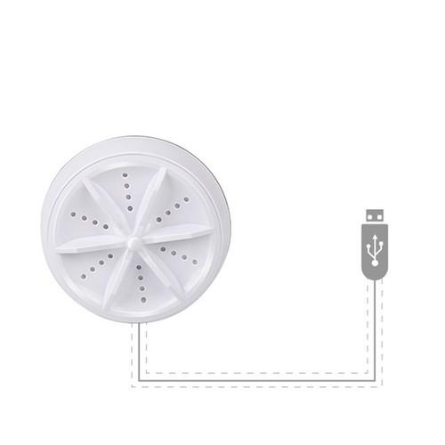 Mini Ultrasonic Turbine Washing Machine
