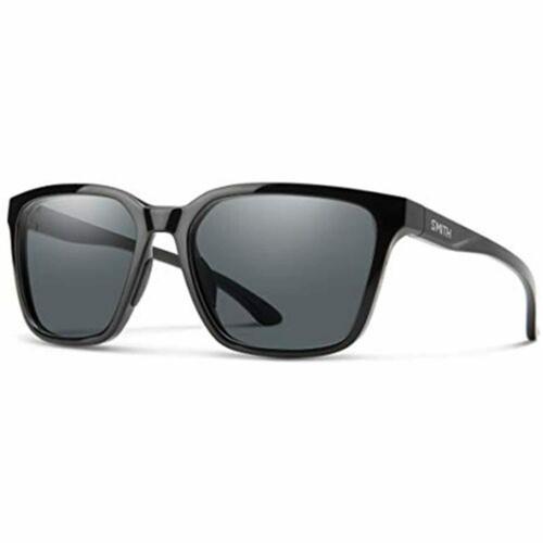 Smith Sunglasses for Men or Women Shoutout Black/Polarized Gray