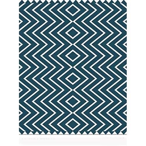 Spura Home 8x10 Printed Hand Made Canvas Area Rug Carpet for Living Room