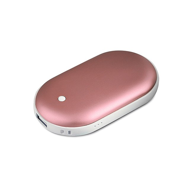 Hand Warmer With Mobile Power Bank - 4 Colors