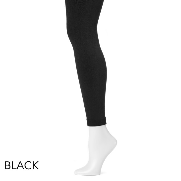 MUK LUKS ® Women's 1-Pair Solid Leggings