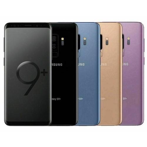 Samsung Galaxy S9 Plus SM-G965U 64GB Factory Unlocked Smartphone- Grade B