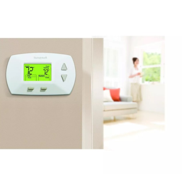 Honeywell Home Deluxe Digital Non-Programmable Thermostat