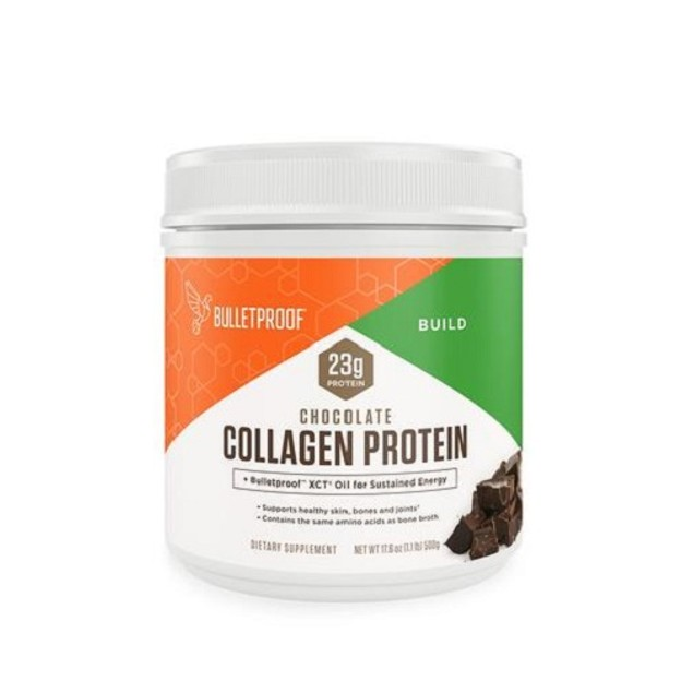 Bulletproof Chocolate Collagen Protein Powder