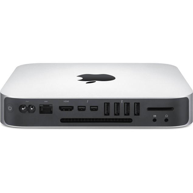 Apple Mac Mini MGEM2LL/A 4GB 500GB i5-4260U Mac OSX,Silver (Refurbished)