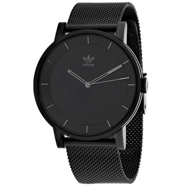 Adidas Men's District M1 Black Dial Watch - Z04-2341