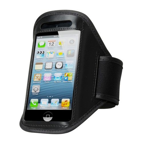Phone Armband Case Adjustable Sweat-Resistant Armband Phone Holder