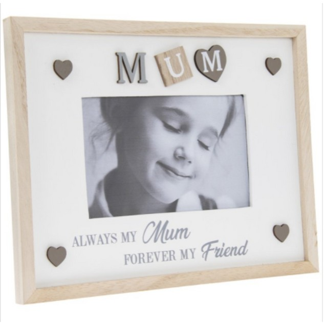 """Sentiments Frame Mum 4X6"""" By Lesser and Pavey"""