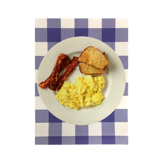 Breakfast Ron Swanson Office Poster 11 X 17