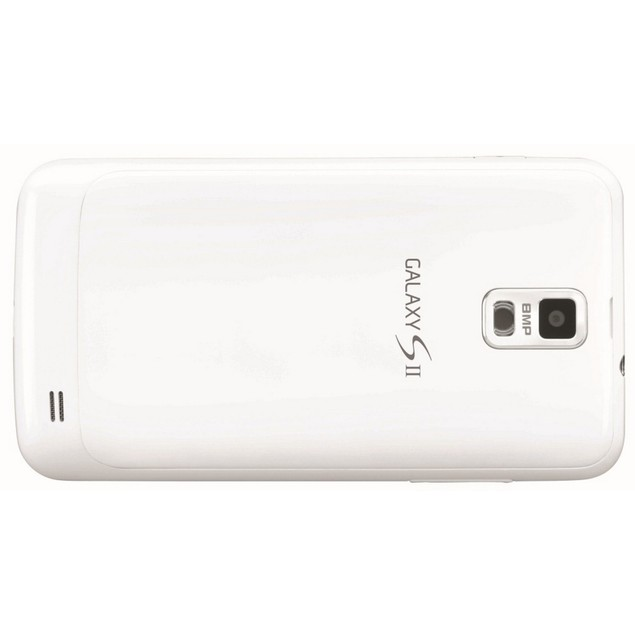 Samsung Galaxy S II Skyrocket, AT&T, Grade B-, White, 16 GB, 4.5 in Screen