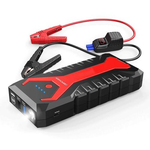 2000A 20800mAh Portable Car Jump Starter