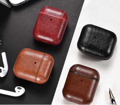 Leather Protective Cases for Airpods Was: $21.99 Now: $7.99.