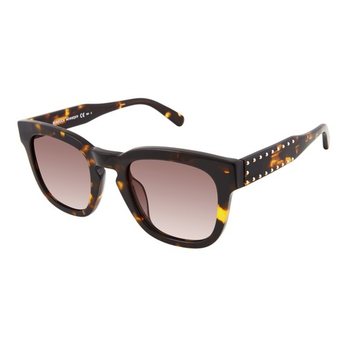 Rebecca Minkoff Women Sunglasses RMIMOGEN2S Havana 49 23 140 Square Gradient