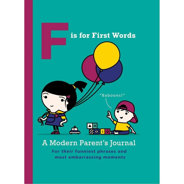 F is for First Words, More Humor by Motorbooks