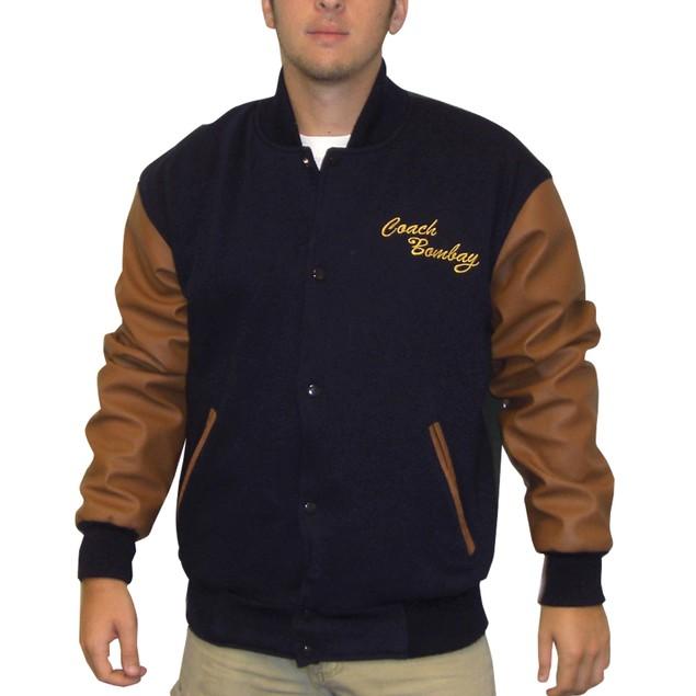 Gordon Bombay Ducks Varsity Jacket