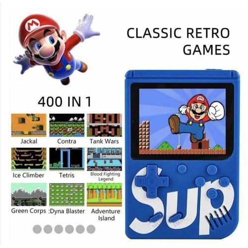 SUP Game Built in 400 Classic Games Mini TV Handheld Video Game Box Console Retro NES 2019 PXP3