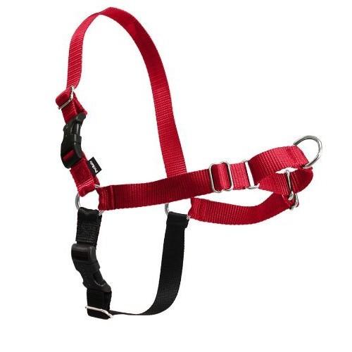 PetSafe Small/Medium Red Easy Walk Harness