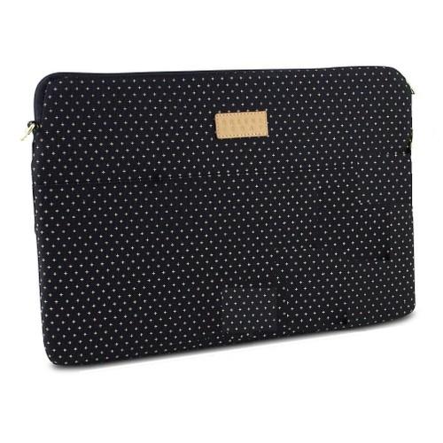 Greene + Gray Tablet/Laptop Sleeve Case for Surface Pro 3/4 - Black